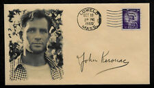 Jack Kerouac Featured on Ltd Edition Collector's Envelope Repr Autograph *OP991