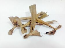 10 sprigs of Thai Dried Banana Leaves for Betta fish, Indian Almond substitute
