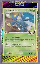 Scarhino C4- Platine 02: Rivaux Emergeants -24/111-Carte Pokemon Neuve Française