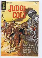 Judge Colt #2 Gold Key Pub 1970