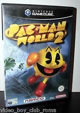 PAC MAN WORLD 2 GIOCO USATO BUONO STATO GAMECUBE EDIZIONE ITALIANA