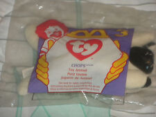 1996 Chops # 3 Teenie Beanie Babies McDonald's Sealed Toy New