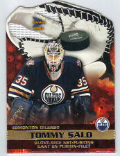 02-03 Prism McDonalds Canada Tommy Salo Glove Side Net Fusions Insert #3