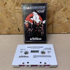 Vintage Sinclair Spectrum 48K Game - Ghostbusters - Activision