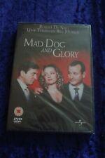 DVD.MAD DOG AND GLORY.DE NIRO.THURMAN.MURRAY.NEW SEALED.SCORSESE.CLASSIC UK