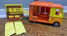 1970 Barbie Country Camper