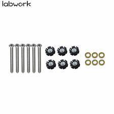 Rv Ladder Repair Kit,6 Star Nuts,6 Screws Motorhome Parts Camper Trailer Coach