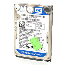 "WD Scorpio Blue SATA 2.5"" 80GB 5400 RPM Slim Hard Drive PW059 WD800BEVT-75ZCT2"