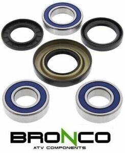 '00-'06 Honda TRX350 TE/TM Bronco Rear Wheel Bearing & Seal Kit