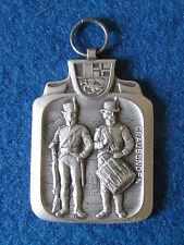 Vintage Swiss Military Shooting Medal - Graubunden - P.Kramer Neuchatel