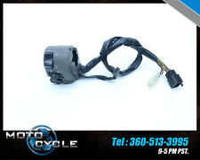 2007 KAWASAKI NINJA 250 EX250 TURN SWITCH HORN BLINKER LIGHT HAND CONTROL 07 K37