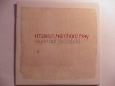 "Reinhard Mey & I Muvrini   Regen auf Jalalabad   ultra rare 5"" Promo Maxi-CD rar"