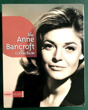 The Anne Bancroft Collection (8 Blu-rays, Slipco) SEALED, FREE SHIP, Ohio seller