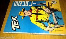 TEX TRE STELLE 3 STELLE # 62 - SQUALI - 1969 - EDIZIONI ARALDO  - con bollino