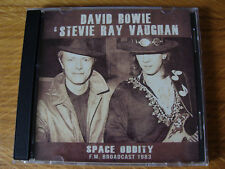 CD Album: David Bowie & Stevie Ray Vaughan : Space Oddity Live 1983