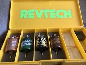 Vintage Revtech  Brushed Modified Motors