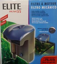 Elite Hush 35 Fish Aquarium Power Filter  Hagen # A80