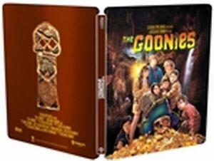I Goonies - Edizione Limitata e Numerata (1000 Copie) (4K Ultra HD Steelbook)