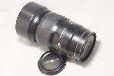 """Minolta AF Xi 100-300mm F4.5-5.6 """"Good"""" [39112416]"""