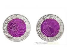 25 euro BIONIK Niobium Argent Niobium Silver Autriche Austria 2012 HGH
