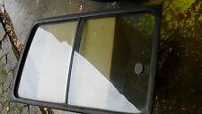 Hyundai Galloper II Mitsubishi Galloper Fenster Schiebefenster rechts Dichtung