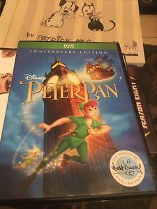 Disney Peter Pan: Anniversary Edition (DVD, Walt Disney Signature Collection)