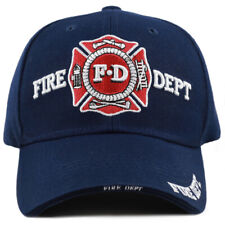 FIRE DEPT - Embroidered Baseball Cap