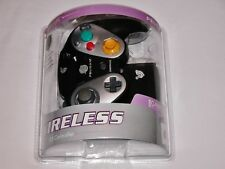 Wireless Pelican G3 Controller BRAND NEW Black w/ Receiver - Nintendo GameCube
