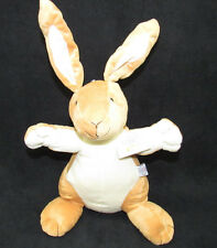 "LARGE 15"" GUESS HOW MUCH I LOVE YOU BUNNY RABBIT HARE STUFFED PLUSH ANIMAL TOY"