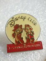 Pin's vintage épinglette pins collector cartoon club Disney Tic&Tac Lot PB003