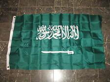 3x5 Saudi Arabia Islamic Creed ARAB Shahada Flag 3'x5' Banner Brass Grommets