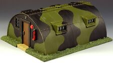 KING & COUNTRY ROYAL AIR FORCE RAF014 NISSEN QUONSET HUT MIB