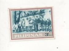 FRANCOBOLLO - STAMP - FILIPPINE 3 - OMAGGIO AI KENNEDY
