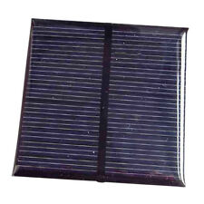 Mini Solar Panel Solar Cell Battery Charger Vehicle Car Toy Phone 5.5V 0.6W