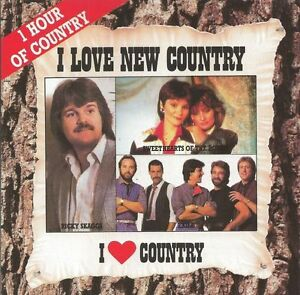 V/a - I Love New County     New cd in seal  o.a. Steve Earle,Keith Stegall