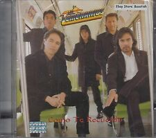Los Temerarios Como Te Recuerdo CD Nuevo Sealed