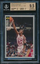 1994-95 Collector's Choice Silver Signature #240 Michael Jordan BGS 9.5 Gem Mint