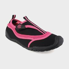 e4eab22a4e36 Champion C9 Flora Youth Girls  Water Shoes Size S (13 1) Black