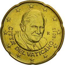 [#461878] Vaticaanstad, 20 Euro Cent, 2013, FDC, Tin, KM:386