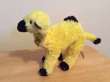 Plush Camel Yellow Stuffed Animal CliffNotes Celebrates 50 Years New Unused