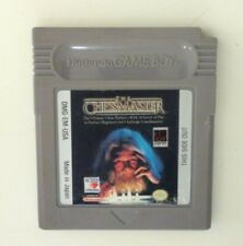 THE CHESSMASTER - GAME BOY GAME CARTRIDGE ONLY