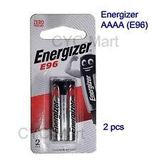 Energizer AAAA E96 4A Alkaline Battery 1.5V  x 2pcs Free shipping