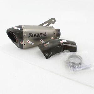 BMW S 1000 RR AKRAPOVIC Exhaust Silencer - 77.11.7.723.814