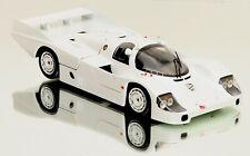 Minichamps Porsche 956L Show car Frankfurt 1983 Pearl white 1:18 ltd ed 500pc
