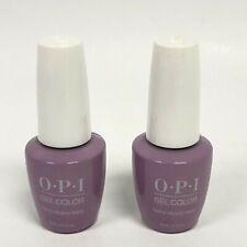 2-15 mL Opi Gel Color Purple Palazzo Pants Nail Polish New 0.5 fl oz Each
