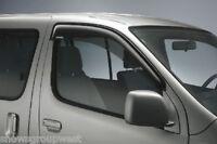Genuine Toyota Hiace Wind Deflectors Set Pair 08611-26810 New Original Accessory