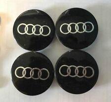 8l ORIGINALE Audi a2 a3 radzierkappe AVUSSILBER cappuccio CERCHI COPERCHIO COPRIMOZZO OEM