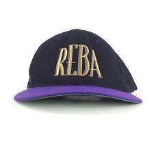 REBA Baseball Cap Hat Snapback Adult Reba McEntire Country Music Singer Memphis