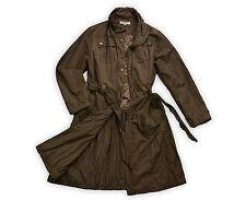 Mc Gregor Damen Jacke S 36 Mantel grün Khaki Woman Jacket Sommermantel Cardigan