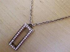 Brighton Starry Night necklace clear Swarovski Crystal new with tags